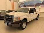 Foto venta Auto usado Ford F-150 XL Doble Cabina 4X2 V8 (2014) color Blanco precio $325,000
