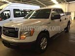 Foto venta Auto usado Ford F-150 XL Doble Cabina 4X2 V8 (2014) color Blanco precio $360,000