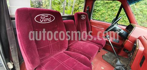 foto Ford F-200 V8 Pick-up Ranger usado (1991) color Gris Plata  precio $75,000
