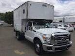 Foto venta Auto usado Ford F-350 F-350 6.2 KTP XL PLUS GAS MT 2P (2016) color Blanco precio $385,000