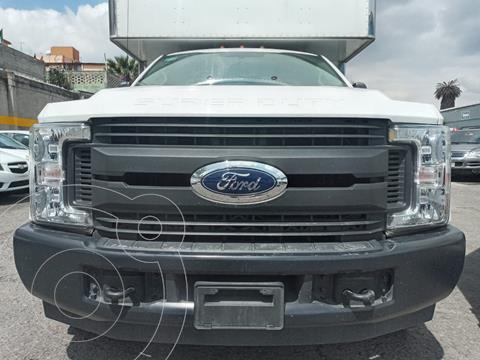 Ford F-350 XL 6.2L Plus usado (2018) color Blanco precio $540,000