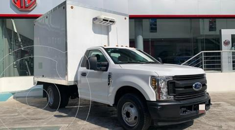 Ford F-350 XL  usado (2019) color Blanco Oxford precio $699,000