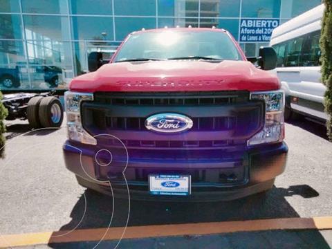 Ford F-350 XL 6.2L Aut usado (2020) color Rojo precio $695,000