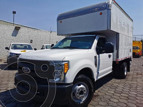 Ford F-350 XL 6.2L usado (2017) color Blanco precio $525,000