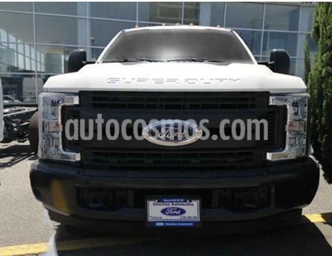 Ford F-350 KTP XLT 6.2L Aut Ac usado (2019) color Blanco precio $618,000