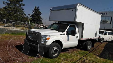 Ford F-350 XL 6.2L Plus usado (2016) color Blanco precio $435,000