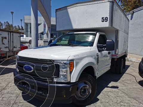 Ford F-350 XL 6.2L usado (2017) color Blanco Oxford precio $524,000