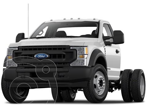 Ford F-350 XL  nuevo color Blanco Oxford financiado en mensualidades(enganche $252,350)