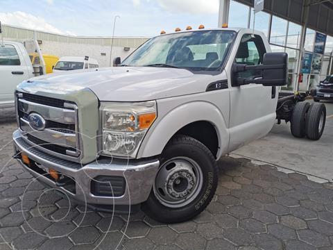 Ford F-350 XL 6.2L Plus usado (2012) color Blanco Oxford precio $385,000