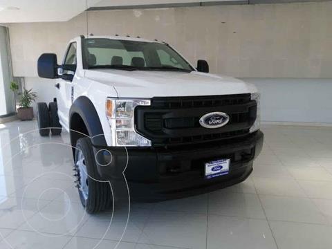 Ford F-450 XL usado (2020) color Blanco precio $830,000