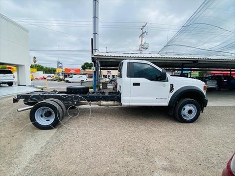Ford F-450 KTP 6.7L Diesel Aut usado (2020) color Blanco precio $840,000
