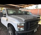 Foto venta Auto Seminuevo Ford F-450 XL 6.8L Super Duty (2008) color Blanco precio $240,000
