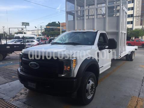 Ford F-550 KTP 6.7L Diesel Aut usado (2017) color Blanco precio $599,000