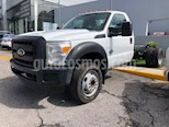 Foto venta Auto usado Ford F-550 XL 6.7L Super Duty Aut Diesel (2011) color Blanco Oxford precio $300,000