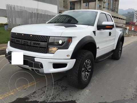 Ford F150 XL 4x4 Cabina Simple usado (2013) color Blanco precio u$s20.000