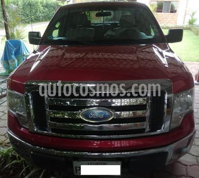 Ford F150 XLT 4x2 Cabina Doble  usado (2009) color Rojo precio u$s19.500