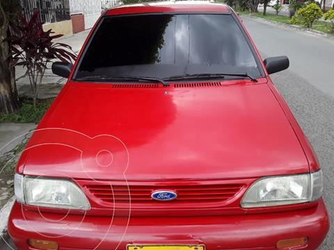 Ford Festiva festiva usado (1996) color Rojo precio $8.500.000