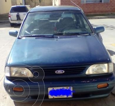 Ford Festiva casual 1.4 usado (1998) color Azul precio u$s700
