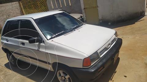 Ford Festiva casual 1.4 usado (1992) color Blanco precio u$s1.000