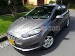 Foto venta Carro Usado Ford Fiesta Hatchback 5P (2014) color Gris