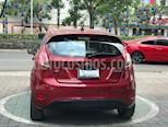 foto Ford Fiesta Hatchback SE  usado (2016) color Rojo precio $179,000