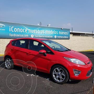 Ford Fiesta Hatchback SES Aut usado (2012) color Rojo precio $129,000
