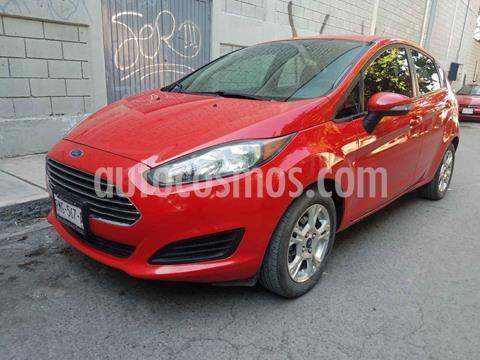 Ford Fiesta Hatchback SE  Aut usado (2014) color Rojo precio $130,000