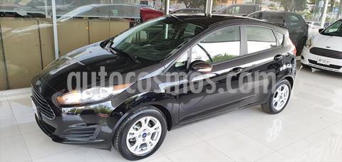Ford Fiesta Hatchback SE Aut usado (2016) color Negro precio $179,000
