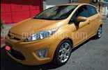 Ford Fiesta Hatchback SES usado (2011) color Naranja precio $72,000