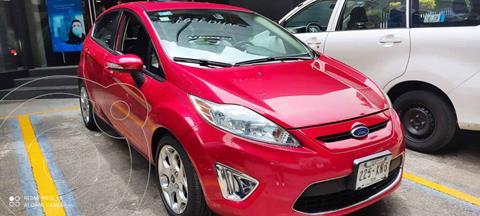 foto Ford Fiesta Hatchback SES usado (2011) color Rojo precio $124,999