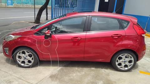 Ford Fiesta Hatchback SES usado (2011) color Rojo precio $115,000
