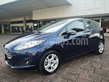 Ford Fiesta Hatchback SE  usado (2016) color Azul Electrico precio $170,000