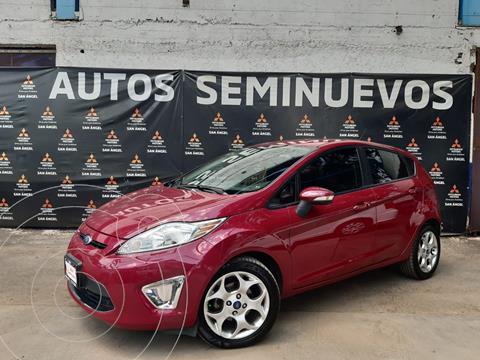 Ford Fiesta Hatchback SES usado (2011) color Rojo precio $95,000