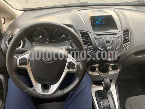Ford Fiesta Hatchback SE Aut usado (2014) color Rojo Granate precio $105,000