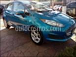 Foto venta Auto usado Ford Fiesta Hatchback SE Aut (2015) color Azul Electrico precio $165,000
