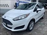 Foto venta Auto usado Ford Fiesta Hatchback SE Aut (2016) color Blanco precio $183,500