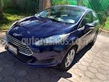 Foto venta Auto Seminuevo Ford Fiesta Hatchback SE  (2016) color Azul precio $177,000