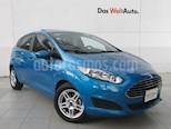 Foto venta Auto usado Ford Fiesta Hatchback SE color Azul Brillante precio $198,000