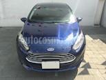 Foto venta Auto usado Ford Fiesta Hatchback SE color Azul Brillante precio $175,000