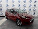 Foto venta Auto usado Ford Fiesta Hatchback SE (2016) color Rojo precio $176,000