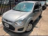 Foto venta Auto usado Ford Fiesta Ikon Hatch First 1.6L Ac (2014) color Gris Aluminium precio $90,000