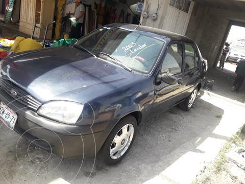 Ford Fiesta Ikon Hatch First 1.6L usado (2003) color Azul precio $39,000