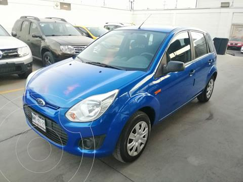 Ford Fiesta Ikon Hatch First 1.6L Ac usado (2015) color Azul precio $105,000