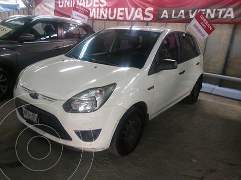 Ford Fiesta Ikon Hatch First 1.6L Ac usado (2012) color Blanco precio $89,000