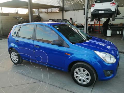 Ford Fiesta Ikon Hatch First 1.6L usado (2015) color Azul precio $105,000