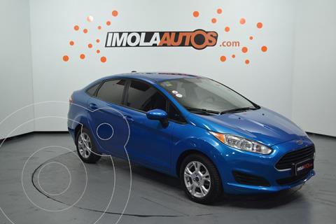 Ford Fiesta Kinetic Sedan S Plus usado (2014) color Azul precio $1.000.000