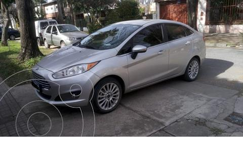 Ford Fiesta Kinetic Sedan Titanium Aut usado (2016) color Plata Estelar precio $1.490.000