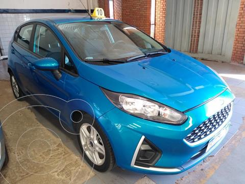 Ford Fiesta Kinetic Sedan S Plus usado (2018) color Azul precio $1.400.000