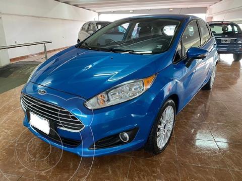 Ford Fiesta Kinetic Sedan SE Plus  usado (2014) precio $1.340.000