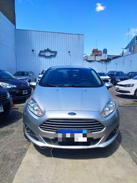 Ford Fiesta Kinetic Sedan SE Plus  usado (2017) color Plata Estelar precio $1.369.900